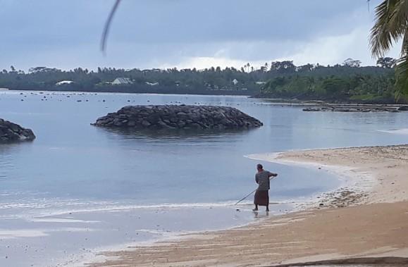 sandsweeping